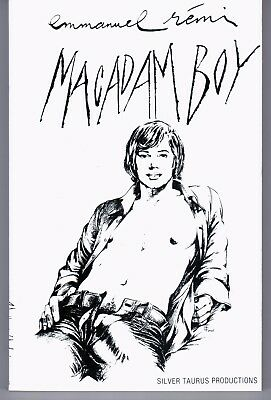 """macadam Boy"" Emmanuel Remi / Litterature / Gay Interest"