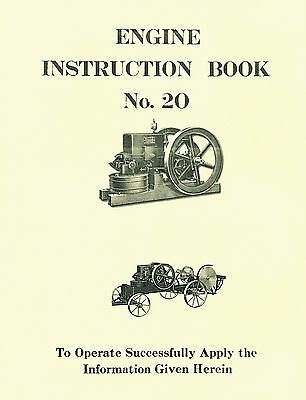 Witte Engine Instruction Book No. 20