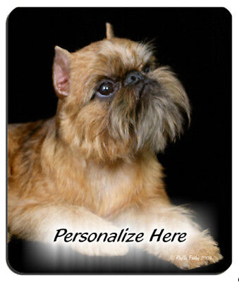 Brussels  Griffon  Personalized  Mouse Pad