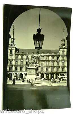 5629 - Postal De Madrid Plaza Mayor