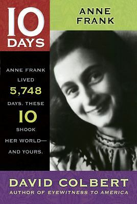 Anne Frank by David Colbert (2008, Paperback)