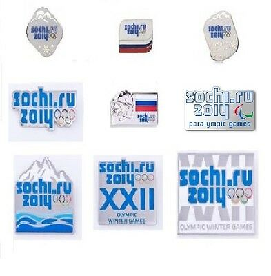 SALE OR BEST OFFER!! Sochi 2014 Olympic pin Special edition