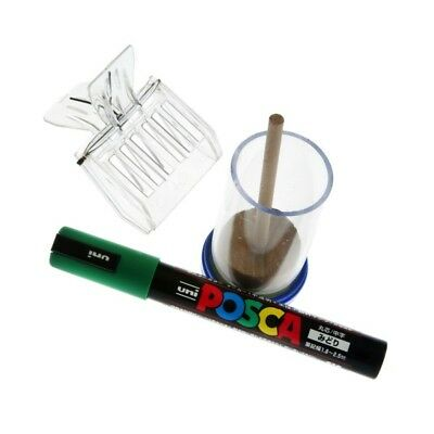Beekeeping Queen marker set - GREEN