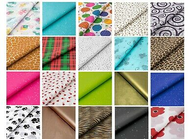 5 Or 10 Sheets Patterned & Gemstone Luxury Tissue Papers Wedding Christmas Gift