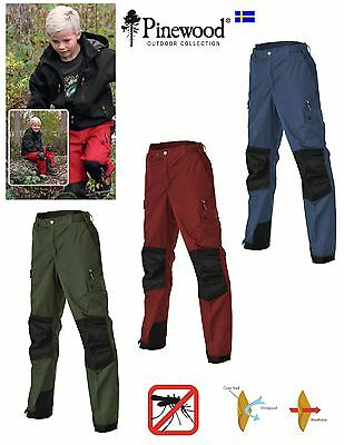 Pinewood Kinder-Outdoor-Hose LAPPLAND, robuste Kinderhose