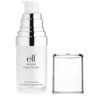 e.l.f. Studio Mineral Infused Face Primer 83401 Clear Lasting Prime Base ELF
