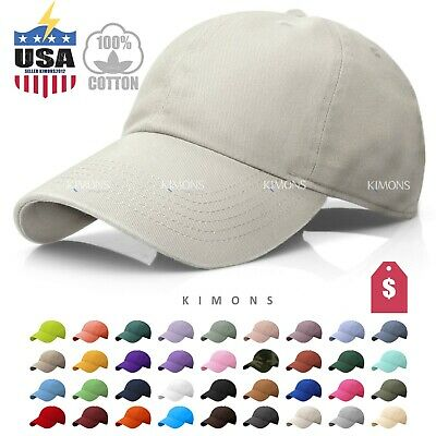 db70dc90 MEN'S BASEBALL HAT Adjustable Cap Casual Hats Solid Color Fashion ...