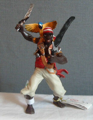 Pirate With Sabres figure Papo Pirates and Corsairs Model 39454 Papo