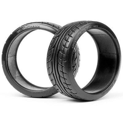 HPI 1/10 Scale Advan Neova AD07 T-Drift Spec Tyres 26mm 2pcs 4421