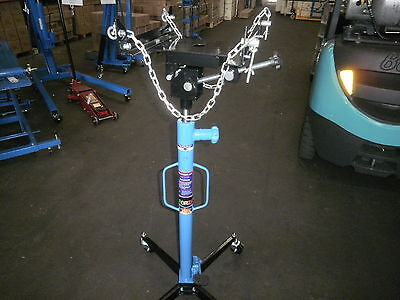 TRANSMISSION JACK 0.5 ton single stage ram    NEW in box only $ 179.00
