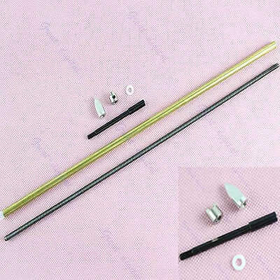 30cm 300mm Cable Shaft Drive Dog Prop Brass Tube Nut For RC Boat 4mm x 14.3 inch