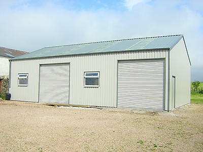 Grampian Steel Buildings, Steel  Workshop, Steel building