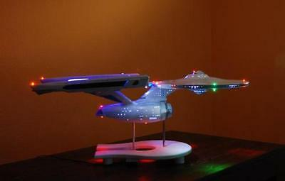 Enterprise 1701 1:350 Effect Led Lighting Kit Star Trek Amt Polar Lights 949 808