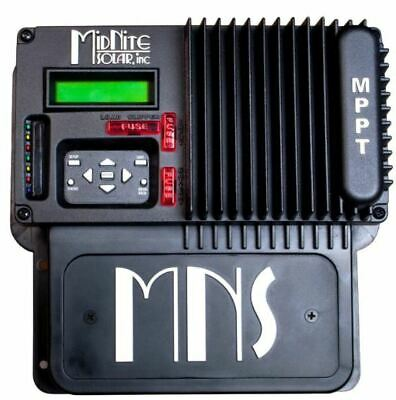 Midnite Solar Kid BLACK 150 MPPT Charge Controller Regulator 150V 30A USA