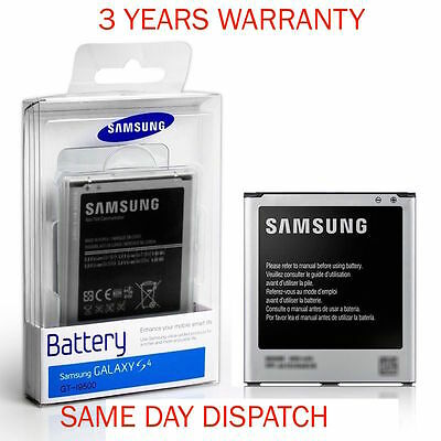 New Original Genuine Official Samsung Galaxy S4 Battery 2600mah I9500 I9505