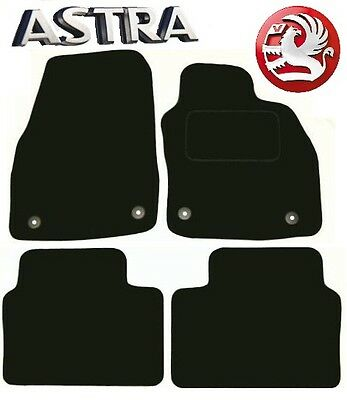 Vauxhall Astra H 2004-2009 Tailored Deluxe Quality Car Mats Estate Hatchback mk5