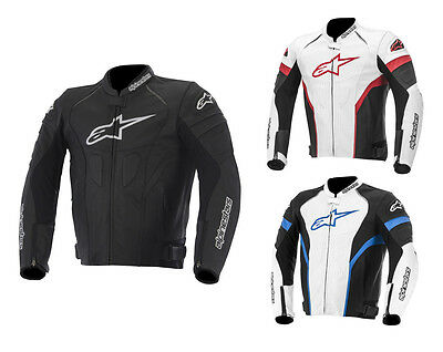 *Fast Shipping* Alpinestars Gp Plus R Perforated Leather Motorcycle Race Jacket