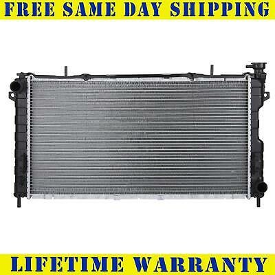 Radiator For Dodge Chrysler Plymouth Fits Caravan Town Country Voyager 2311