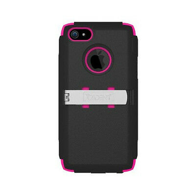 Trident Case AMS-IPH5-PNK Kraken AMS Series w/ Holster for Apple iPhone 5 - Pink