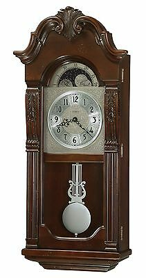 625-439 Norristown -Howard Miller Wall Clock, Harmonic Triple Chime  625439