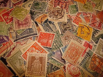 Worldwide Stamps Lot Over $65 In Scott Catalog Value Guaranteed