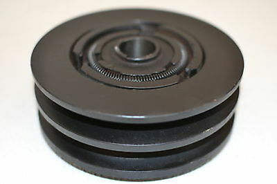 "Centrifugal Clutch double V belt plate compactor 1"" packer Heavy Duty 6"" A Belt"