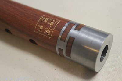 Guanzi in F key, professional double reeds wind, Chinese duduk, red sandalwood
