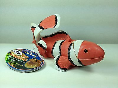 Aquarium Air Action Nemo Decoration Fish Tank Ornament • EUR 8,73