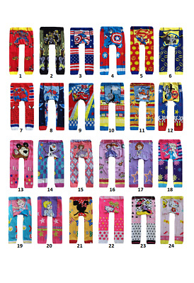 baby toddler boys girls unisex leggings tights trousers 6 months 1-2 2-3 years