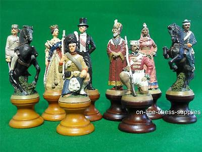 Spare Franklin Mint The Raj chess pieces