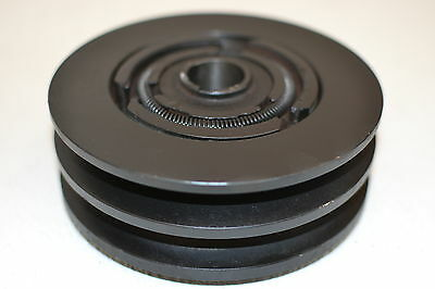 "Centrifugal Clutch double Vbelt plate compactor 1"" packer Heavy Duty 5.5"" B Belt"