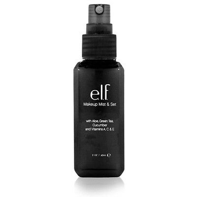 E.L.F Cosmetics Makeup Mist & Set, Clear Makeup Fixer elf E115
