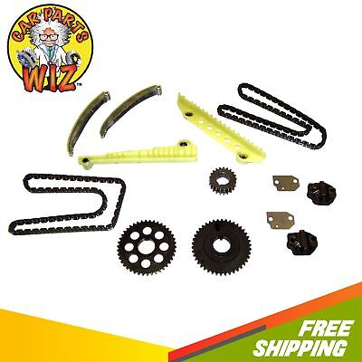 Timing Chain Kit Fits 97-00 Ford Mustang Expedition 4.6L V8 SOHC WINDSOR
