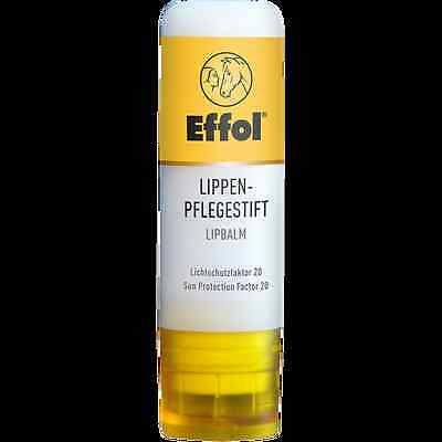 Effol Rider's Lip Care Stick - lipbalm with light protection factor 20 - chap