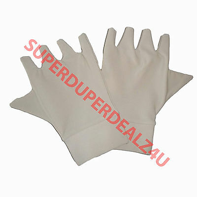2x  Arthritis COMPRESSION Gloves Carpal Hand Ache Pain Rheumatoid THERAPY