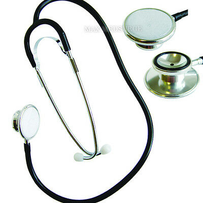 Premium Dual Head EMT STETHOSCOPE - Retail Boxed -  Professional Quality  - CE