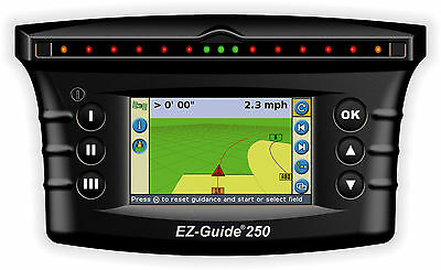 Case IH, EZ-Guide 250 Lightbar GPS, Trimble GPS
