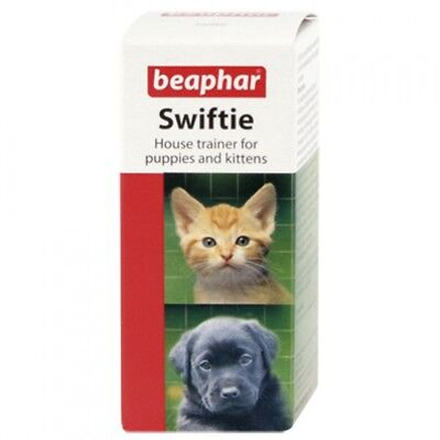 Beaphar Swiftie - House Trainer Puppies & Kittens Special Attractant Odour Aid