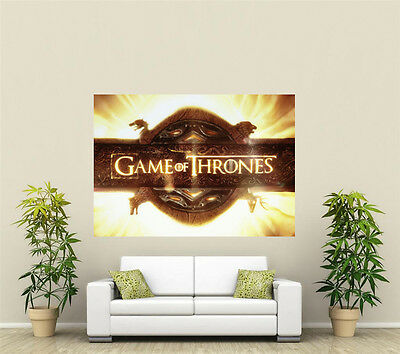 Game Of Thrones Giant 1 Piece  Wall Art Poster TVF177