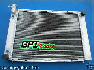 3 Core Holden V8 Commodore VG VL VN VP VR VS alloy aluminum Radiator
