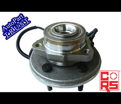 CRS NT515050 Axle Bearing and Hub Assembly, Front