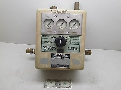 Accu-Trol Manifold Controller Model Bi-7-6 Western Enterprises See Photos