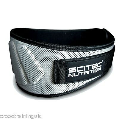 """Scitec Nutrition """"extra Support"""" Weightlifting Belt Cross Training"""