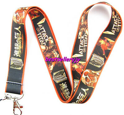 Lot 10 Pcs Popular anime Neck mobile Phone lanyard Keychain straps charms Gifts