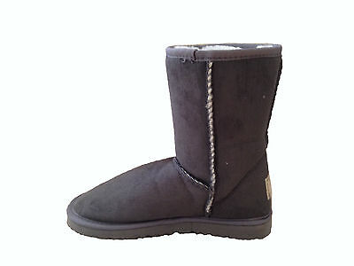 Ugg Boots Classic Short, Synthetic Wool, Colour Grey, For Youth Boy or Girl