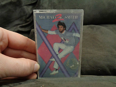 MICHAEL W SMITH_2_used Cassette_ships from AUSTRALIA!