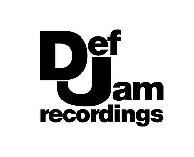 Def Jam Decal - Old School Hip Hop - LL Cool J Beastie Boys, Russell Simmons-WoW