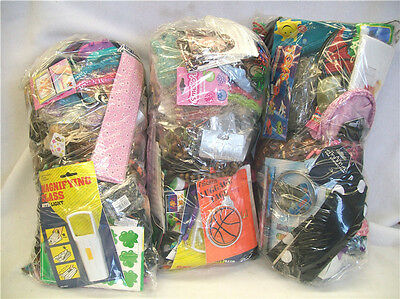 Wholesale Clearance,144pcs lucky dips in bag