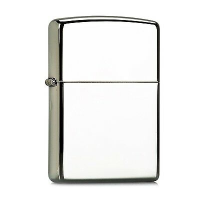 Zippo High Polish Chrome Windproof Lighter #250