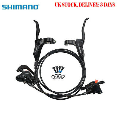 Shimano BR-BL-M355 Hydraulic Disc Brake Set Front and Rear Black Brake Set New